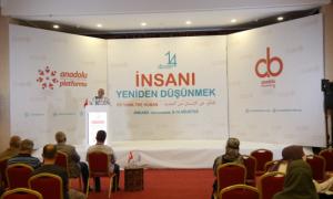 Başkanımız Mehmet Kayış Anadolu Buluşmalarında Teşekkürlerini İletti
