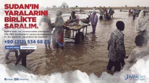 Sel Felaketiyle Yıkılan Sudan'da