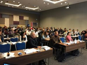 Türk Kızılayı'nın Sınır Yardımları Eğitim Programı'na Katıldık