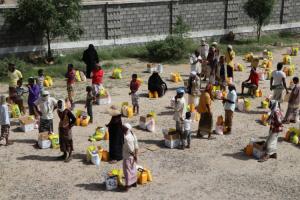 Yemenli 3 bin 570 Aileye Gıda Yardımlarınızı Ulaştırdık