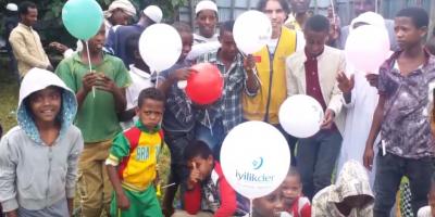 """""""35 yıllık ömrümün en güzel bayramını #Etiyopya'da geçirdim."""""""