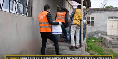 Ağrı Doğubeyazıt İyilik Gönüllüleri Kapı Kapı Dolaşıp Yardımlarınızı Dağıtıyor