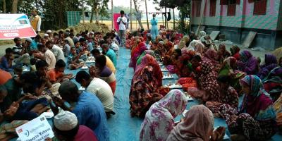 Bangladeş'te Ramazan Faaliyetlerimiz
