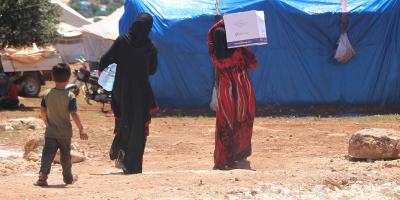 İdlib Ramazan 2020 Yardımları