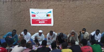 Kamerun'da Ramazan Faaliyetlerimiz