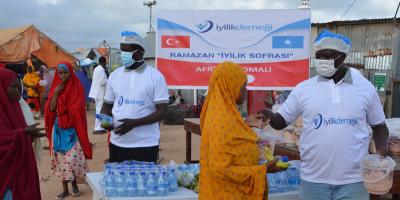 Somali Ramazan 2020 Yardımları