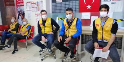 Türk Kızılayı Kan Bağışı Kampanyası