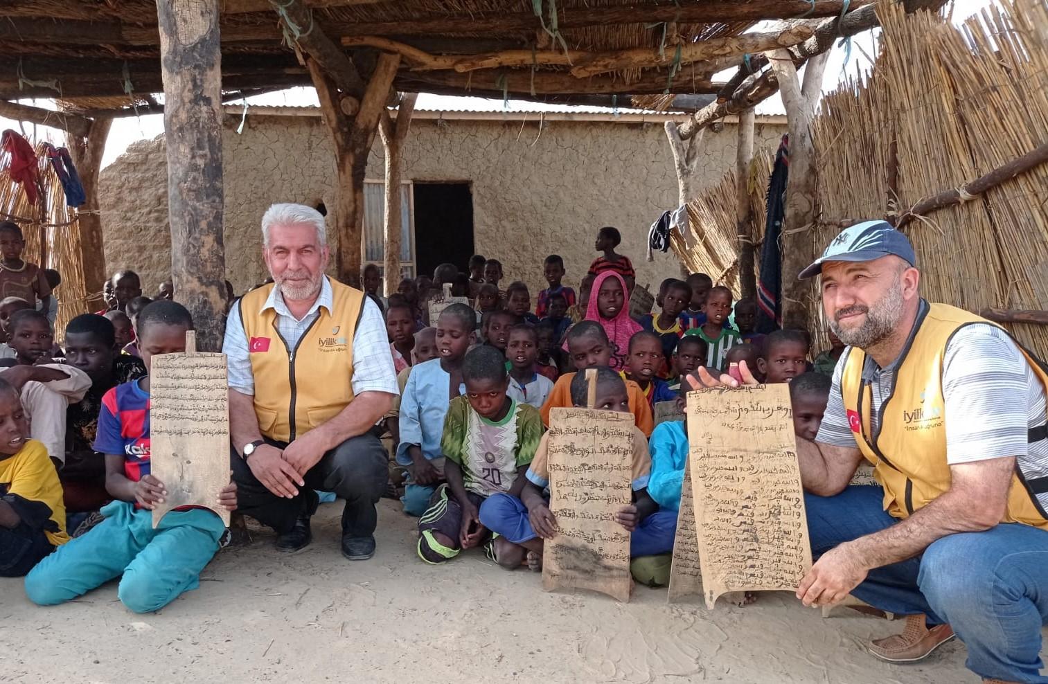 Kuran'ı Kerimin İlmini Kamerun'a Taşıdılar
