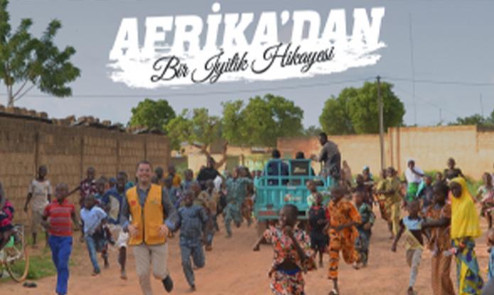 Afrika'dan Bir İyilik Hikayesi