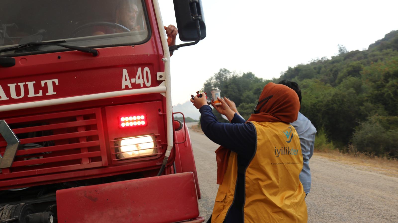Osmaniye'de İyilik Yaraları Sarıyor